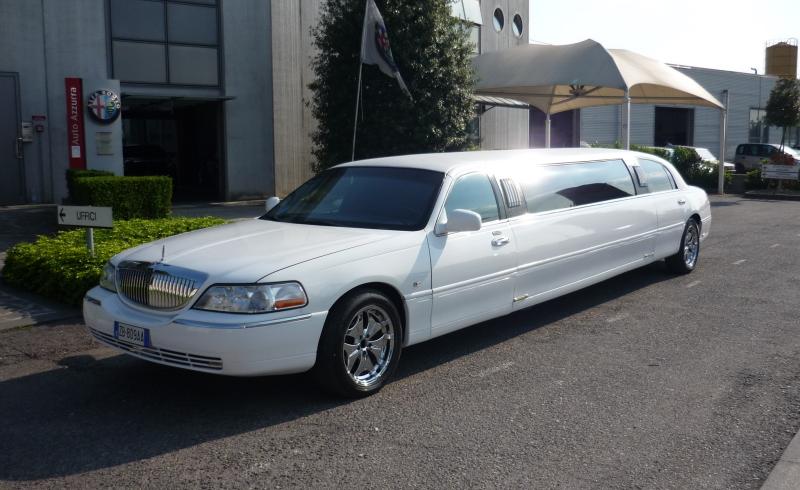 limousine speedy noleggi