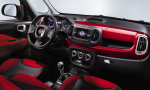 Speedy Noleggi Fiat 500 interni 2