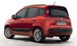 Speedy Noleggi Fiat Panda Esterno
