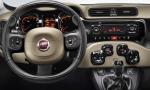 Speedy Noleggi Fiat Panda interni