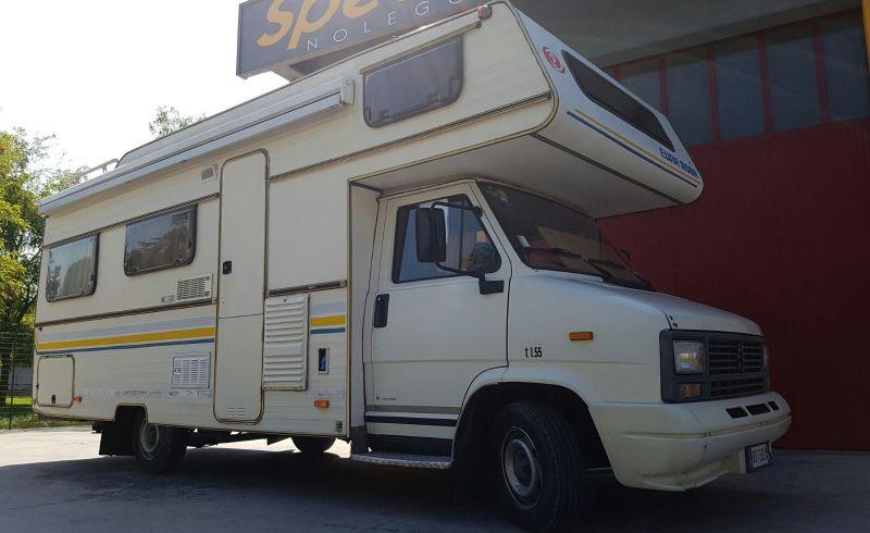 Camper Euramobil 1987 1